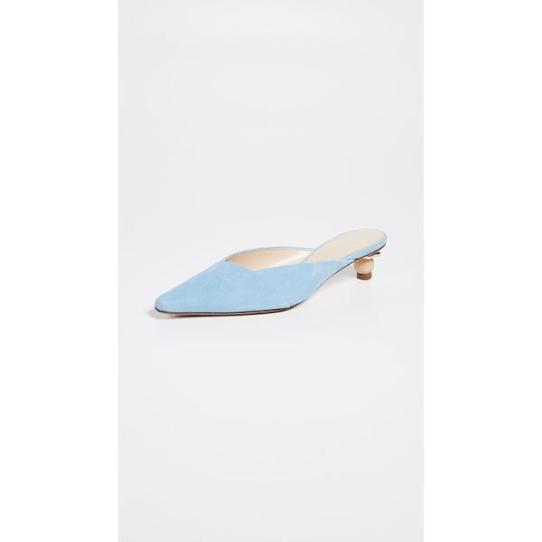 ジャックムス Jacquemus レディース サンダル・ミュール シューズ・靴 Les Mules Maceio Light Blue