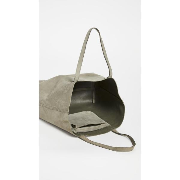 メイドウェル Madewell レディース トートバッグ バッグ Classic Transport Tote Bag Frosted Willow