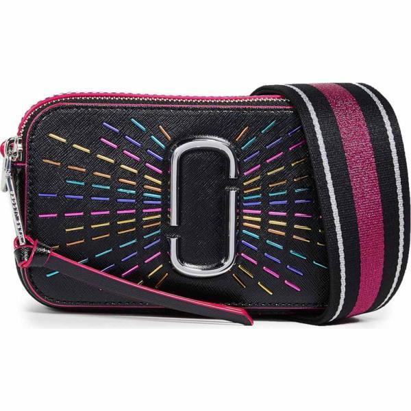 マーク ジェイコブス The Marc Jacobs レディース ショルダーバッグ カメラバッグ バッグ Snapshot Confetti Camera Bag Black Multi|fermart|06