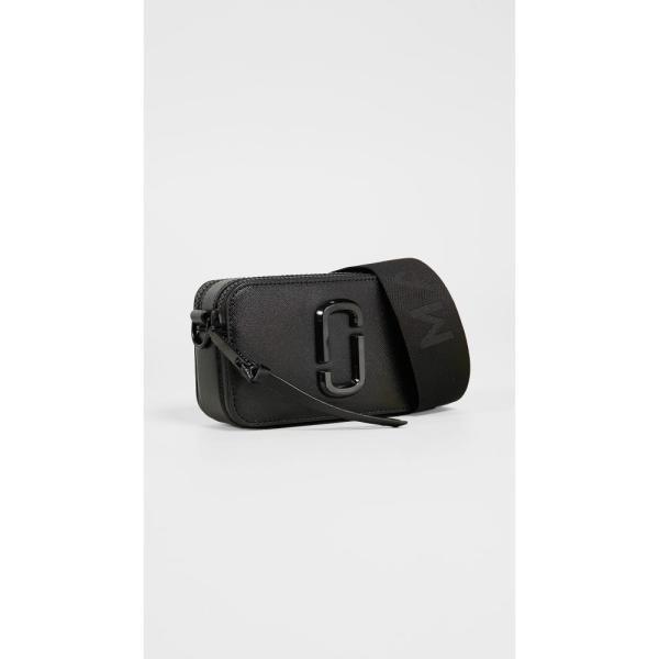 マーク ジェイコブス The Marc Jacobs レディース ショルダーバッグ カメラバッグ バッグ Snapshot DTM Camera Bag Black|fermart