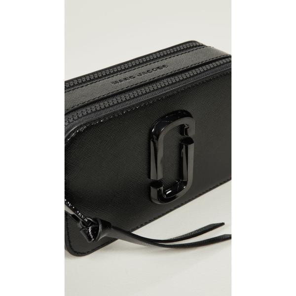 マーク ジェイコブス The Marc Jacobs レディース ショルダーバッグ カメラバッグ バッグ Snapshot DTM Camera Bag Black|fermart|04