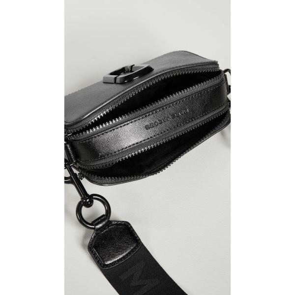 マーク ジェイコブス The Marc Jacobs レディース ショルダーバッグ カメラバッグ バッグ Snapshot DTM Camera Bag Black|fermart|05