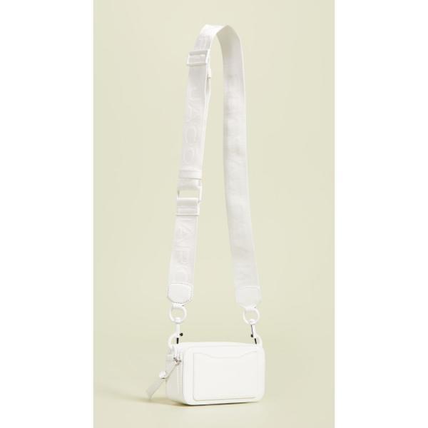 マーク ジェイコブス The Marc Jacobs レディース ショルダーバッグ カメラバッグ バッグ Snapshot DTM Camera Bag Moon White|fermart|03