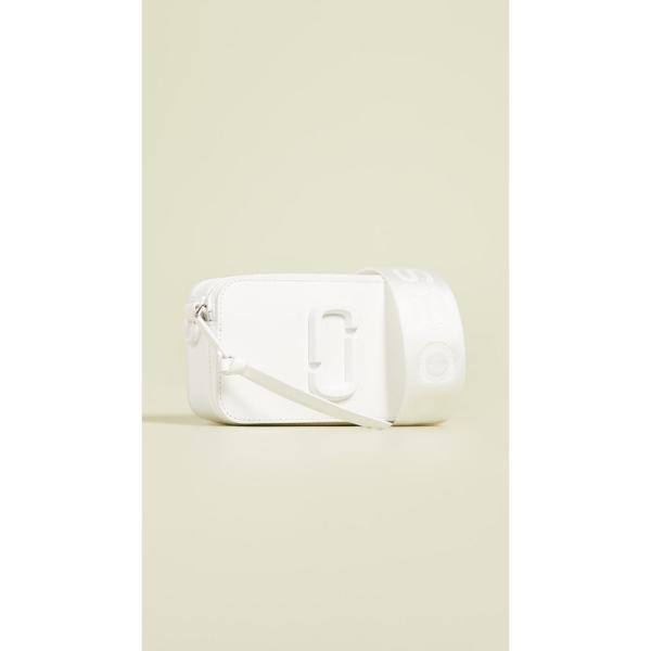 マーク ジェイコブス The Marc Jacobs レディース ショルダーバッグ カメラバッグ バッグ Snapshot DTM Camera Bag Moon White|fermart|04