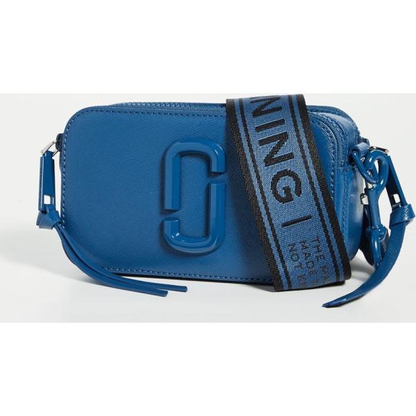 マーク ジェイコブス The Marc Jacobs レディース ショルダーバッグ カメラバッグ バッグ Snapshot DTM Camera Bag Hudson River Blue|fermart