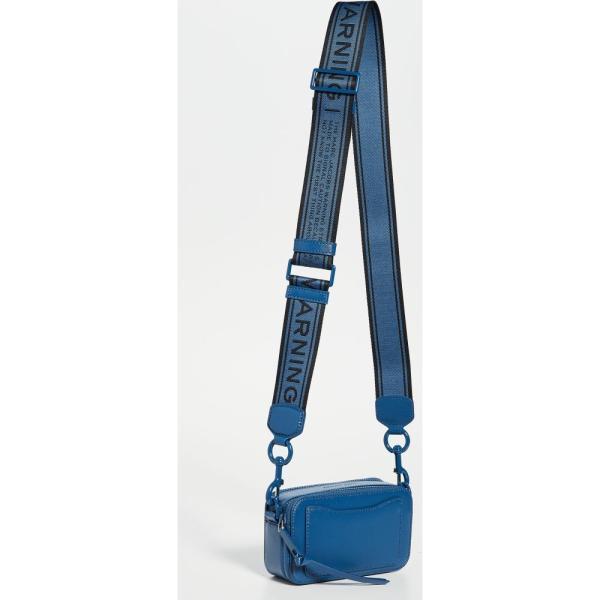 マーク ジェイコブス The Marc Jacobs レディース ショルダーバッグ カメラバッグ バッグ Snapshot DTM Camera Bag Hudson River Blue|fermart|03