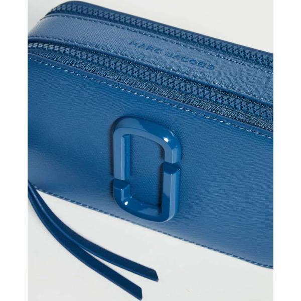 マーク ジェイコブス The Marc Jacobs レディース ショルダーバッグ カメラバッグ バッグ Snapshot DTM Camera Bag Hudson River Blue|fermart|04