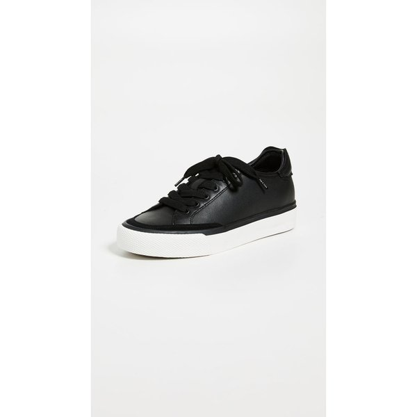 ラグ&ボーン Rag & Bone レディース スニーカー シューズ・靴 RB Army Low Sneakers Black