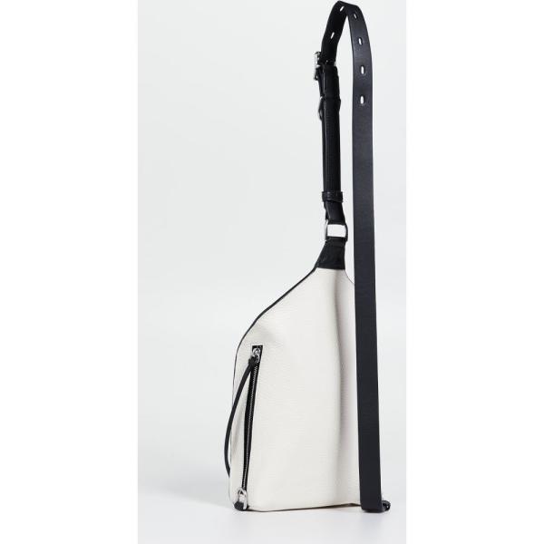 ラグ&ボーン Rag & Bone レディース ショルダーバッグ バッグ Elliot Sling Pack Antique White