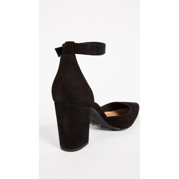 シュッツ レディース パンプス シューズ・靴 Ionara Ankle Strap Pumps Black