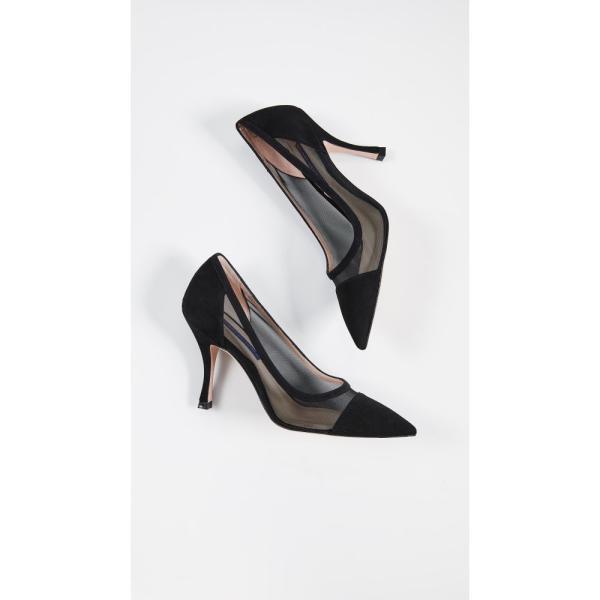 スチュアート ワイツマン Stuart Weitzman レディース パンプス シューズ・靴 Monroe Pumps Black