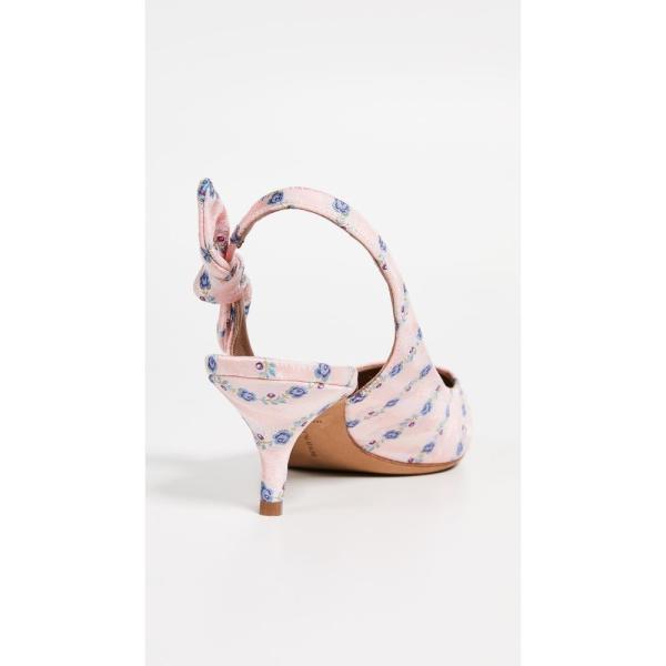 タビサ シモンズ Tabitha Simmons レディース ヒール シューズ・靴 Rise Slingback Heels Light Pink