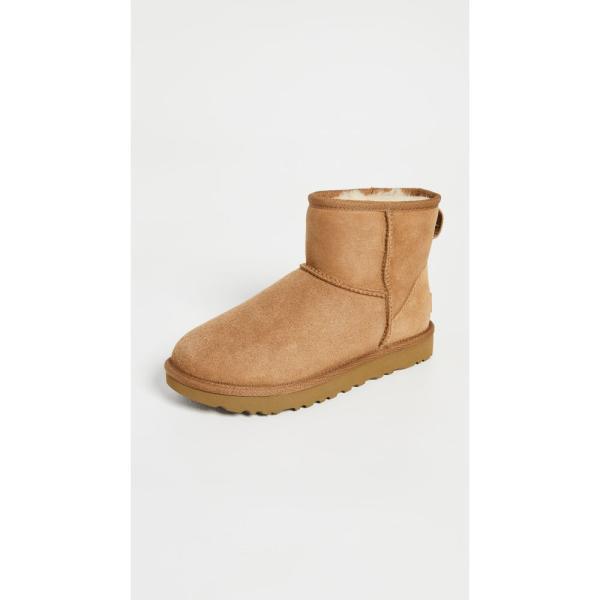 アグ UGG レディース ブーツ シューズ・靴 Classic Mini II Boots Chestnut