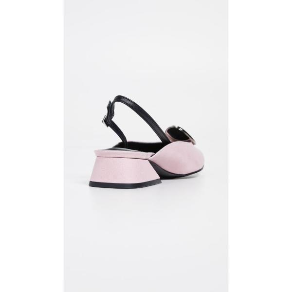 ユルイエ Yuul Yie レディース パンプス シューズ・靴 Zizi Slingback Pumps Baby Pink