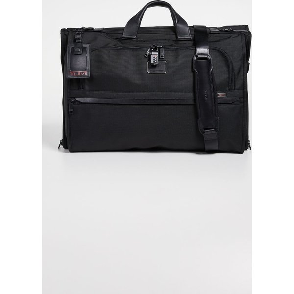 トゥミ Tumi メンズ スーツケース・キャリーバッグ バッグ alpha garment tri fold carry on bag Black