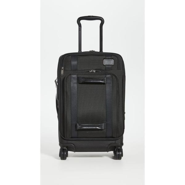 トゥミ Tumi メンズ スーツケース・キャリーバッグ バッグ Merge International Front Lid 4 Wheeled Carry On Black
