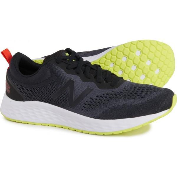 ニューバランス New Balance メンズ ランニング・ウォーキング シューズ・靴 Fresh Foam Arishi v3 Running Shoes Black/Yellow