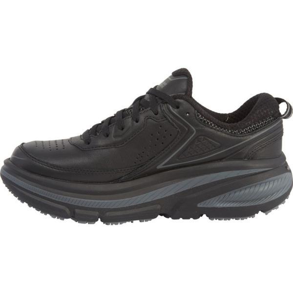 ホカ オネオネ Hoka One One レディース シューズ・靴 Bondi Leather Shoes Black