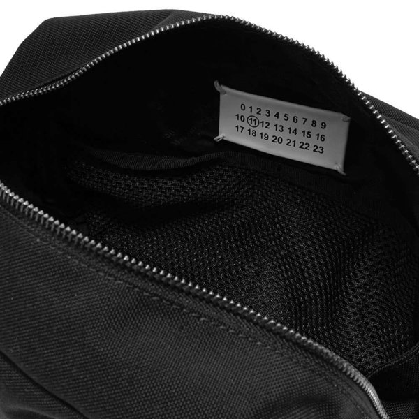 メゾン マルジェラ Maison Margiela メンズ ポーチ トラベルポーチ 11 cordura wash bag Black|fermart|03