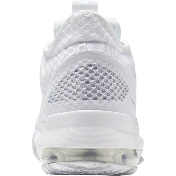 ナイキ Nike メンズ バスケットボール シューズ・靴 air force max low White/Black/Volt fermart 03