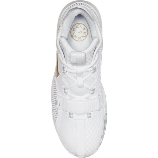 ナイキ Nike メンズ バスケットボール シューズ・靴 air force max low White/Black/Volt fermart 04