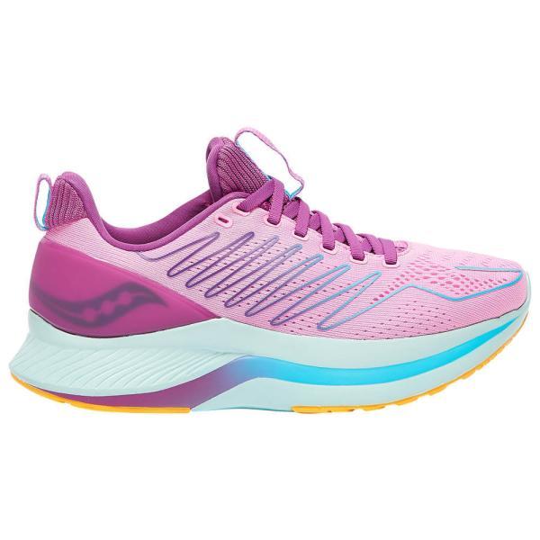 サッカニー Saucony レディース ランニング・ウォーキング シューズ・靴 Endorphin Shift Future/Pink