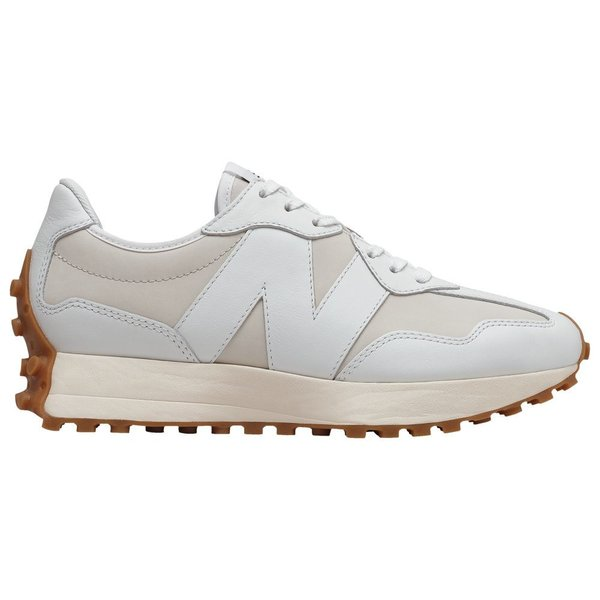 ニューバランス New Balance レディース ランニング・ウォーキング シューズ・靴 327 Munsell White/Moonbeam