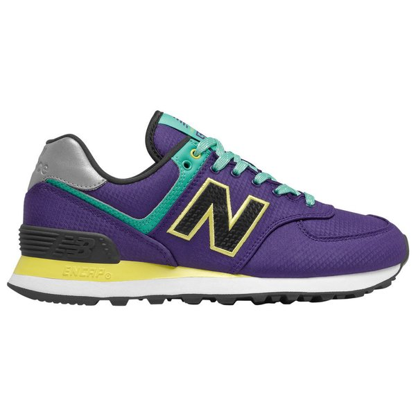 ニューバランス New Balance レディース ランニング・ウォーキング シューズ・靴 574 Classic Virtual Violet/Summer Jade