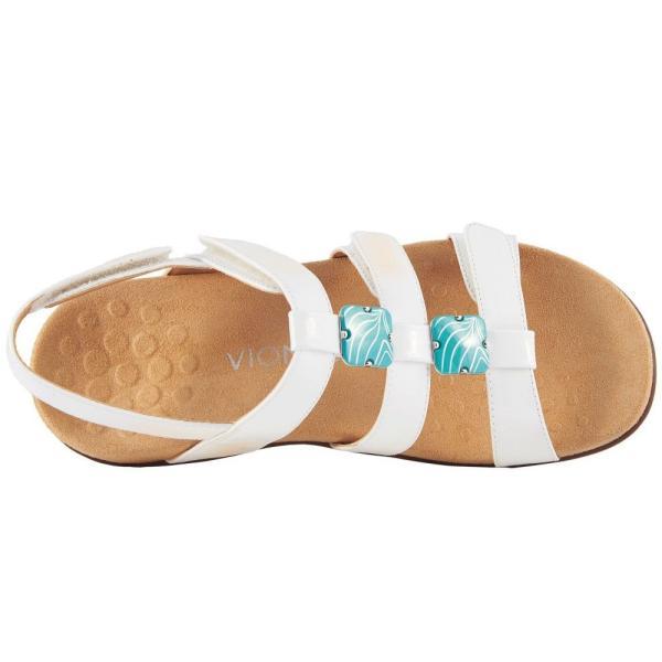 【残り1点!】【サイズ:8W】バイオニック VIONIC レディース シューズ・靴 サンダル・ミュール Amber