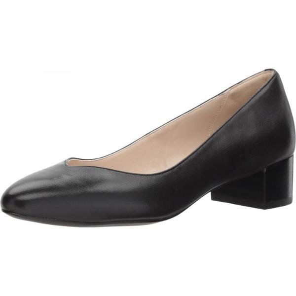 【残り1点!】【サイズ:US6.5B-M】コールハーン Cole Haan レディース シューズ・靴 パンプス Yuliana Pump Black Leather