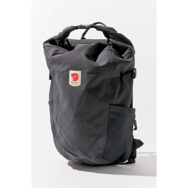 フェールラーベン Fjallraven レディース バックパック・リュック バッグ Ulvo Rolltop Backpack Black