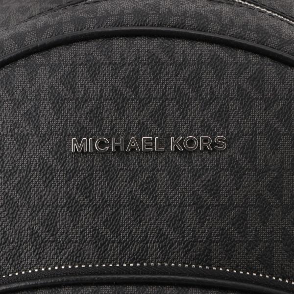 【即納】マイケル コース Michael Kors レディース バックパック・リュック バッグ ABBEY LG BACKPACK BLACK アビー シグニチャー シグネチャー エイコーン fermart 05