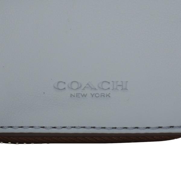 【即納】コーチ Coach レディース 財布 WALLET SVNOQ 3つ折り ラウンドファスナー シグネチャー F41302|fermart|07