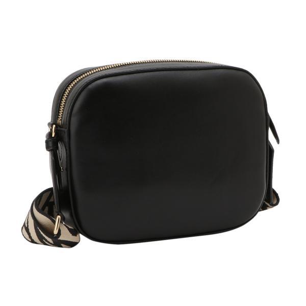 【即納】ステラ マッカートニー Stella McCartney レディース ショルダーバッグ バッグ Mini Camera Bag 700072 BLACK カメラバッグ ロゴ クロスボディ|fermart|02