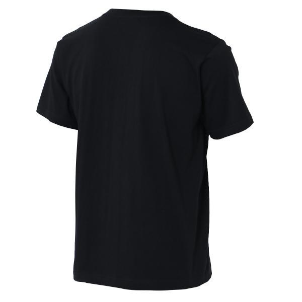 【即納】エンコーデッド T. x ENCODED メンズ Tシャツ トップス T.lady TEE black|fermart|02