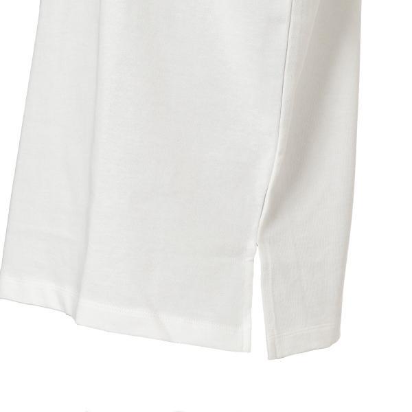 【即納】エンコーデッド ENCODED メンズ 長袖Tシャツ トップス ロンT ロングT ロングスリーブ Oversized half-sleeve T-shirt White fermart 05