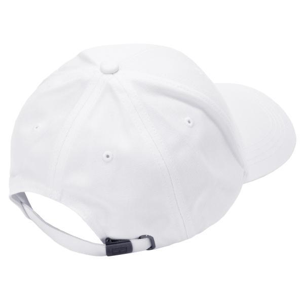 【即納】トミー ヒルフィガー Tommy Hilfiger メンズ キャップ 帽子 Classic Flag Baseball Cap in White White White|fermart|02