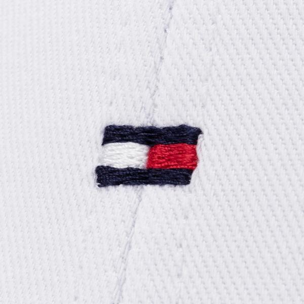【即納】トミー ヒルフィガー Tommy Hilfiger メンズ キャップ 帽子 Classic Flag Baseball Cap in White White White|fermart|04