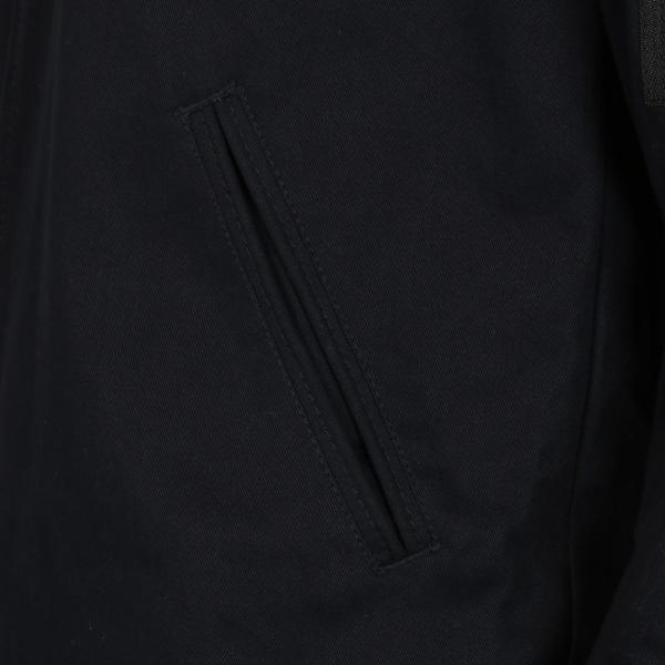 【即納】エイソス ASOS メンズ ジャケット アウター Bomber Jacket With Sleeve Zip Navy fermart 05