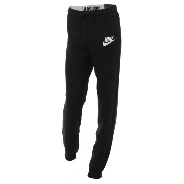 【即納】ナイキ Nike レディース スウェット・ジャージ ボトムス・パンツ Rally Slim Fit Sweat Pants Black/black/(white)|fermart