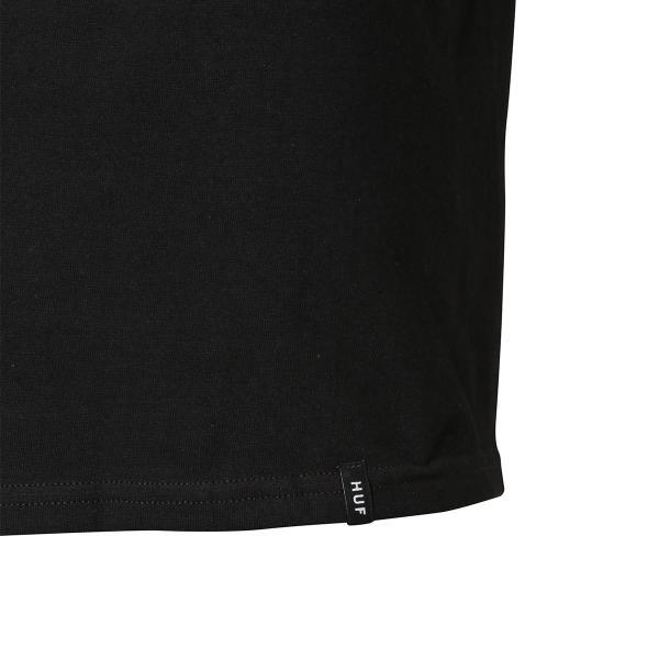 【即納】ハフ HUF メンズ Tシャツ トップス BOX LOGO S/S TEE BLACK|fermart|06