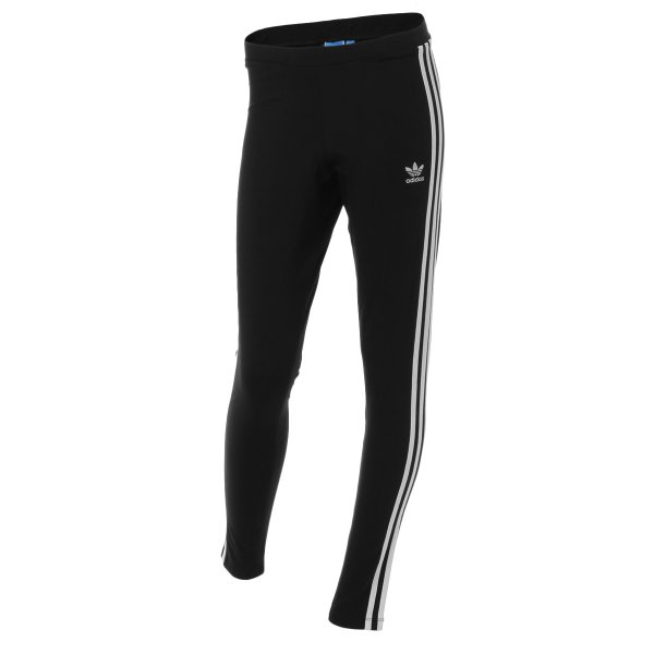 【即納】アディダス レディース スパッツ・レギンス インナー・下着 3-stripes leggings Black|fermart|03