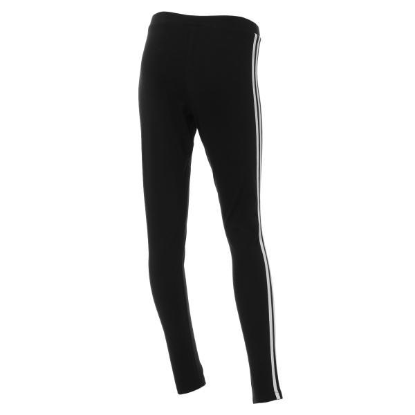 【即納】アディダス レディース スパッツ・レギンス インナー・下着 3-stripes leggings Black|fermart|04
