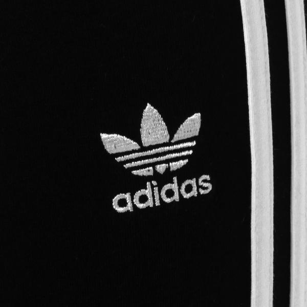 【即納】アディダス レディース スパッツ・レギンス インナー・下着 3-stripes leggings Black|fermart|05