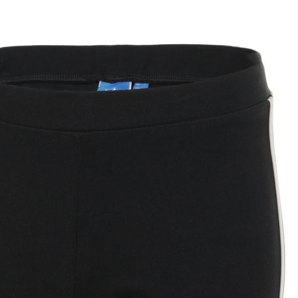 【即納】アディダス レディース スパッツ・レギンス インナー・下着 3-stripes leggings Black|fermart|06