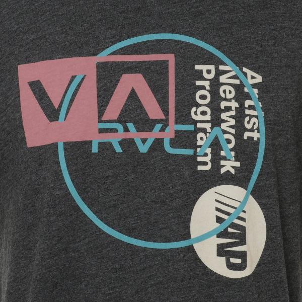 【即納】ルーカ RVCA メンズ Tシャツ トップス GREATEST HITS SS BLACK fermart 03