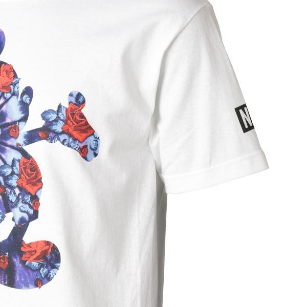 【即納】ネフ NEFF メンズ Tシャツ トップス Disney Collection Perennial Mens T-Shirt WHITE|fermart|04