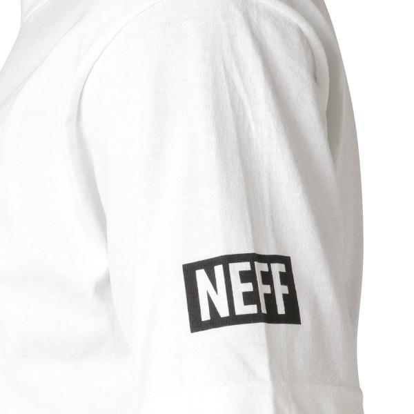 【即納】ネフ NEFF メンズ Tシャツ トップス Disney Collection Perennial Mens T-Shirt WHITE|fermart|05