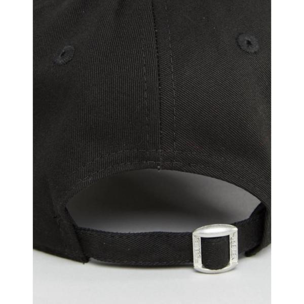 【即納】ニューエラ New Era レディース キャップ 帽子 Black NY 9Forty Cap Black|fermart|03