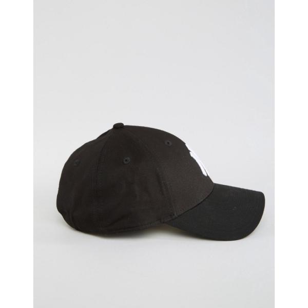 【即納】ニューエラ New Era レディース キャップ 帽子 Black NY 9Forty Cap Black|fermart|04